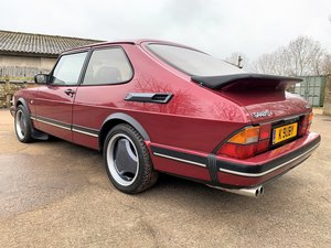Picture of 1993 SAAB 900 turbo 16S ruby edition 3 door For Sale