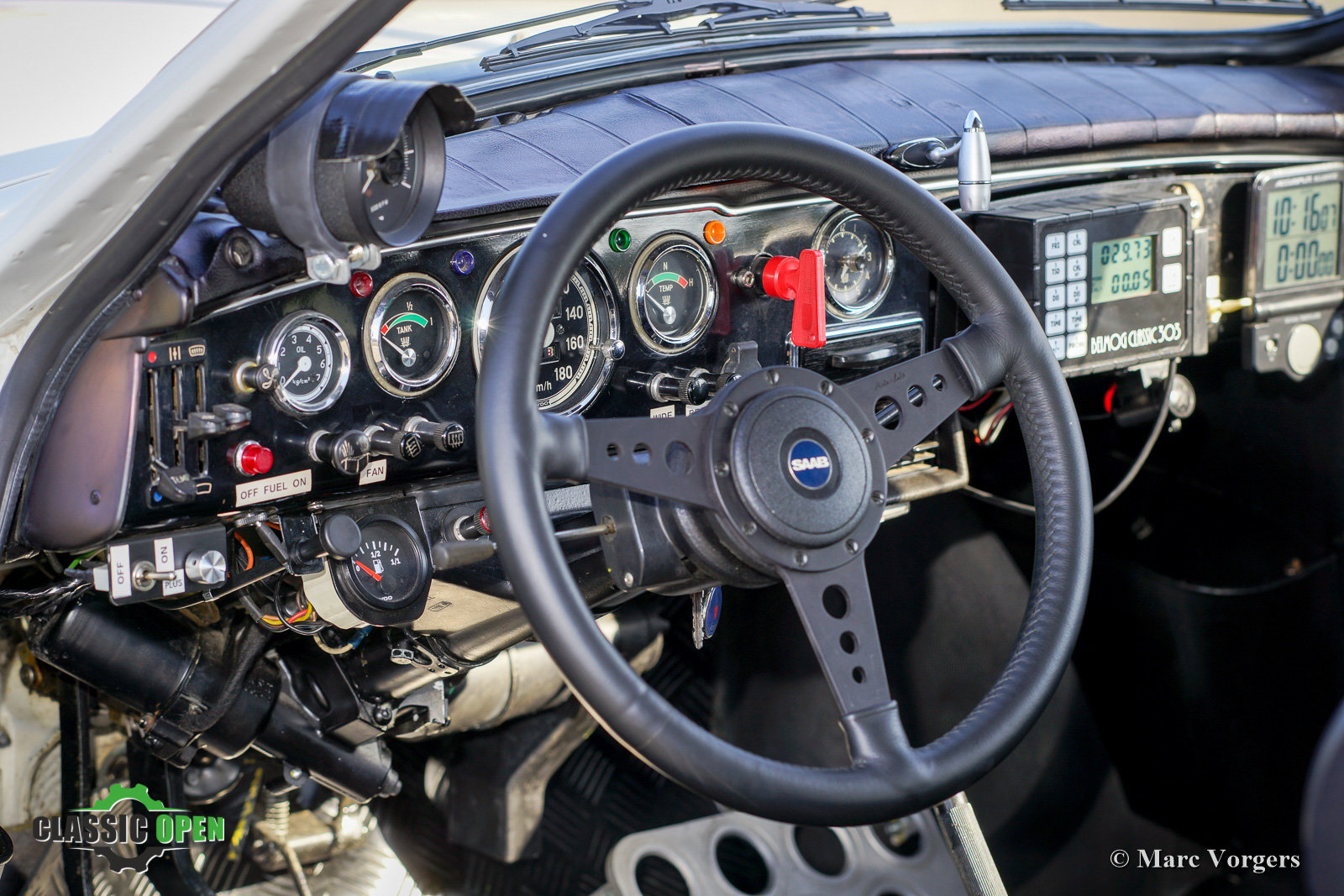 1968 Unique Classic Saab V4 Rally car (LHD) For Sale (picture 2 of 12)