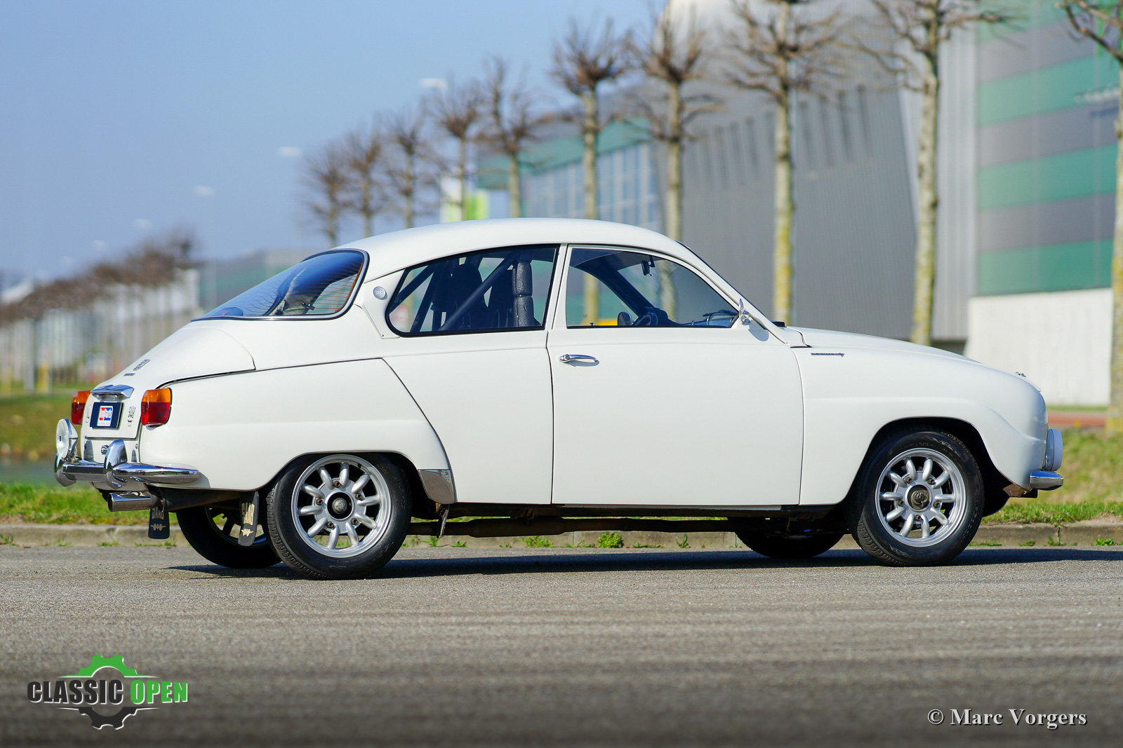 1968 Unique Classic Saab V4 Rally car (LHD) For Sale (picture 8 of 12)