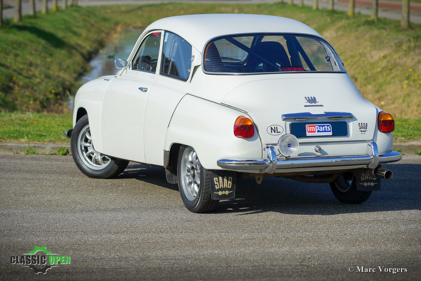 1968 Unique Classic Saab V4 Rally car (LHD) For Sale (picture 10 of 12)