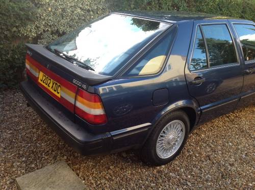 1991 Saab 9000 XS - 54k miles, ONE owner from new - FSH SOLD (picture 6 of 6)