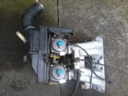 SAAB 99 ZENITH CARBS & INTAKE MANIFOLD  For Sale (picture 1 of 1)