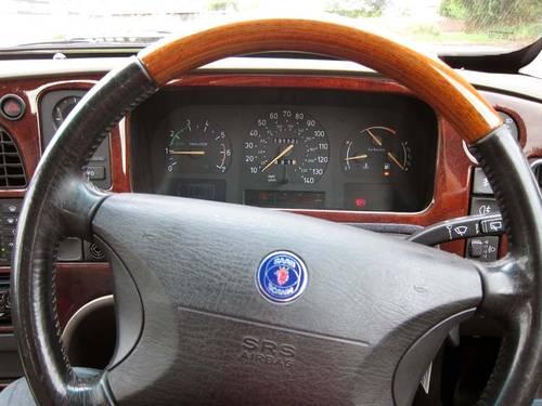 "SAAB 9000 ""Anniversary"" CSE 2 3 F P T 1997 SOLD   Car And"