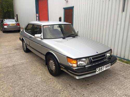 1985 Saab 900 Tjugofem Limited Edition RARE For Sale (picture 1 of 3)