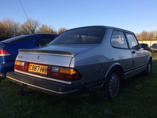 1985 Saab 900 Tjugofem Limited Edition RARE For Sale (picture 3 of 3)