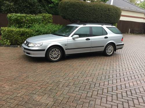 2002 Saab Griffin Estate Car - Rare Model For Sale (picture 1 of 6)