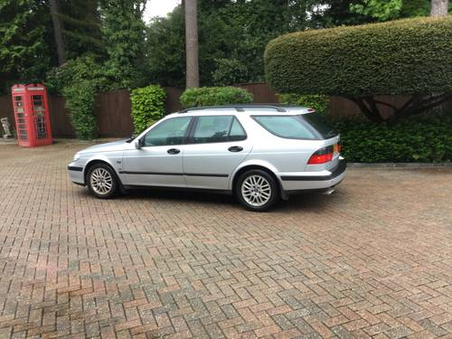 2002 Saab Griffin Estate Car - Rare Model For Sale (picture 2 of 6)