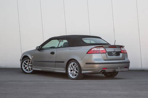 2004 SAAB 9-3 Aero Convertible - Only 46657 miles SOLD (picture 4 of 6)