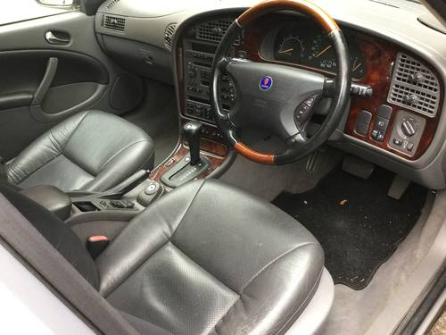2002 Saab Griffin Estate Car - Rare Model For Sale (picture 4 of 6)