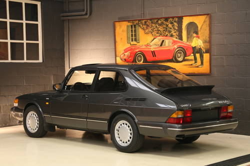 1991 LHD SAAB 900 TURBO 16V  175HP    For Sale (picture 2 of 6)
