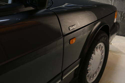 1991 LHD SAAB 900 TURBO 16V  175HP    For Sale (picture 3 of 6)