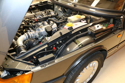 1991 LHD SAAB 900 TURBO 16V  175HP    For Sale (picture 5 of 6)