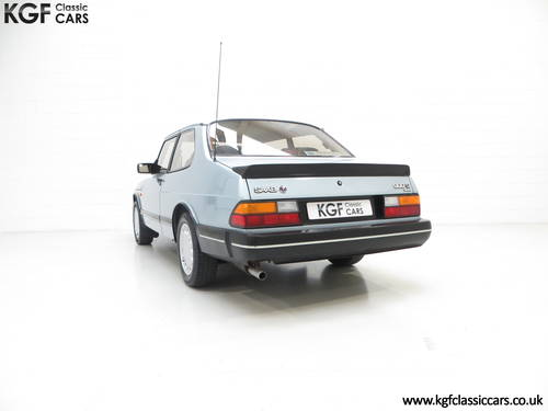 1990 An Innovative Saab 900S 16V with Only 65,727 Miles SOLD (picture 4 of 6)