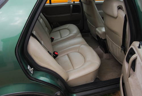 1997 Saab 9000 cs 2.3 turbo 2 owners extensive history  SOLD (picture 5 of 6)