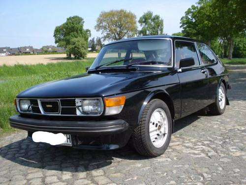 Saab 99 turbo 1978 LHD good driving condition For Sale (picture 2 of 6)
