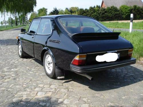 Saab 99 turbo 1978 LHD good driving condition For Sale (picture 3 of 6)