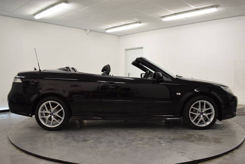 SAAB 9-3 VECTOR Convertible- Only 56688 Miles SOLD (picture 4 of 6)
