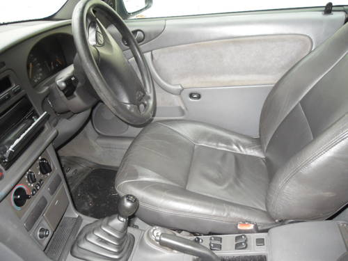 2000 Saab 9-3 S convertible For Sale (picture 6 of 6)