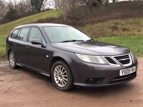 Picture of 2009 Saab 1.8i Dualfuel Linear Estate
