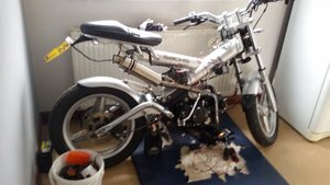2006 for sale or swap for honda dax 70cc