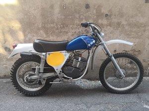 1976 SWM ER 7 M SILVER VASE 125 EURO 3500,00 For Sale