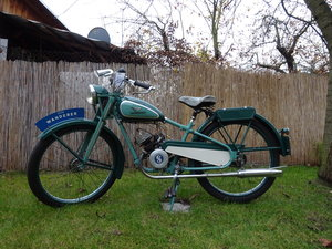 Picture of 1938 Sachs Wanderer 1SP SOLD