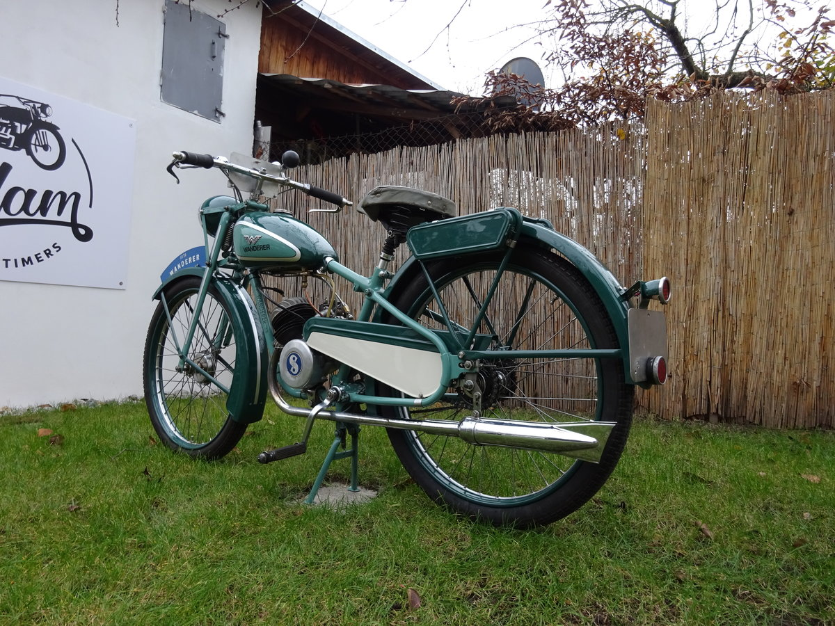 1938 Sachs Wanderer 1SP For Sale (picture 3 of 6)