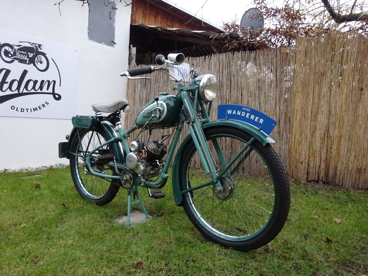 1938 Sachs Wanderer 1SP For Sale (picture 4 of 6)