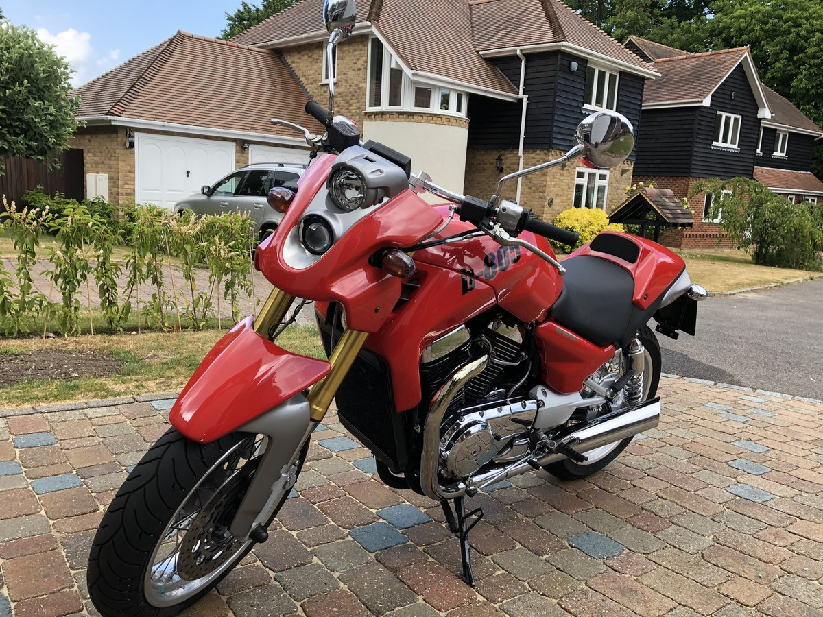 2005 Sachs b-805 No. 147/150 Limited Edition For Sale (picture 1 of 6)