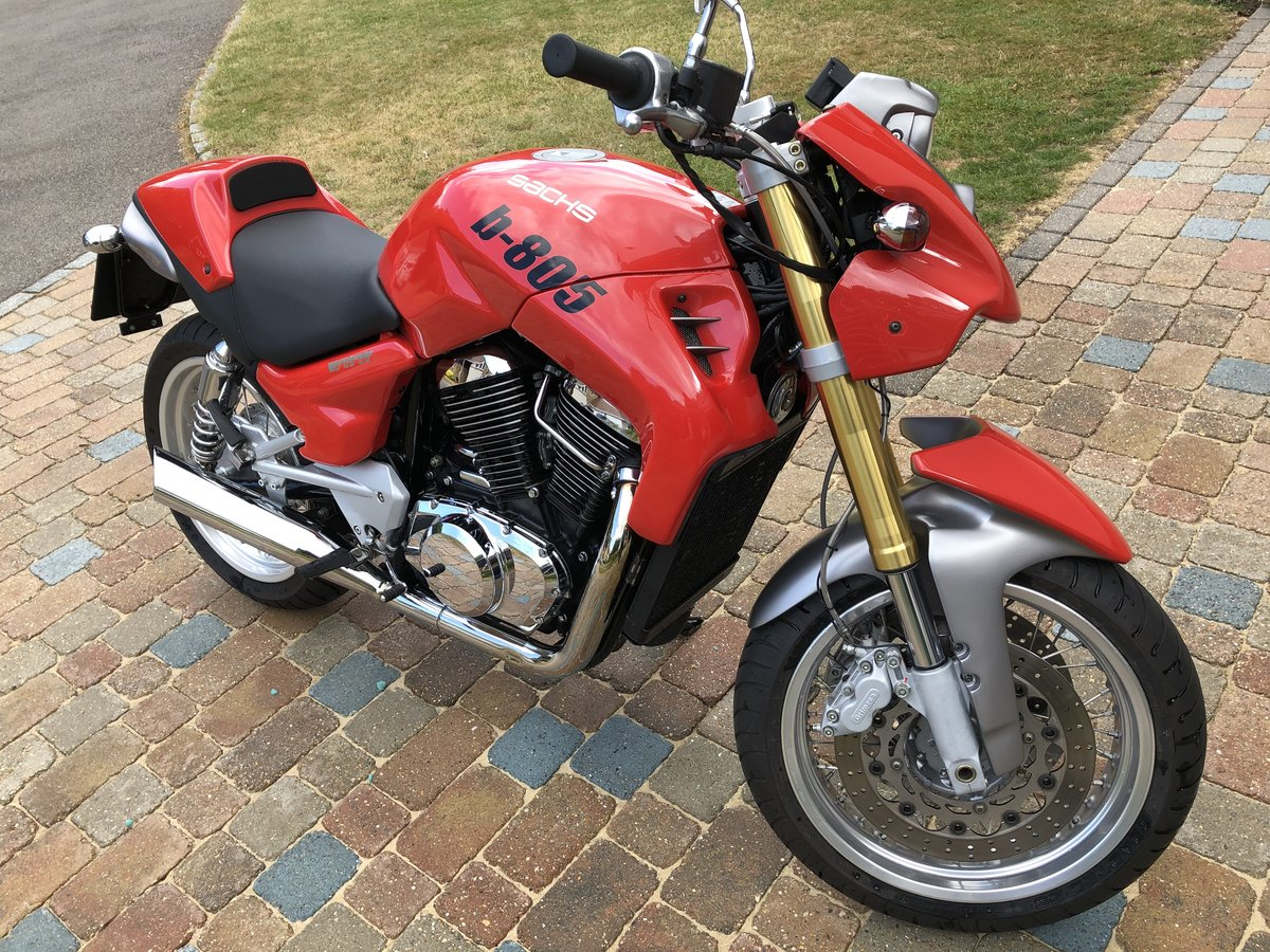 2005 Sachs b-805 No. 147/150 Limited Edition For Sale (picture 2 of 6)