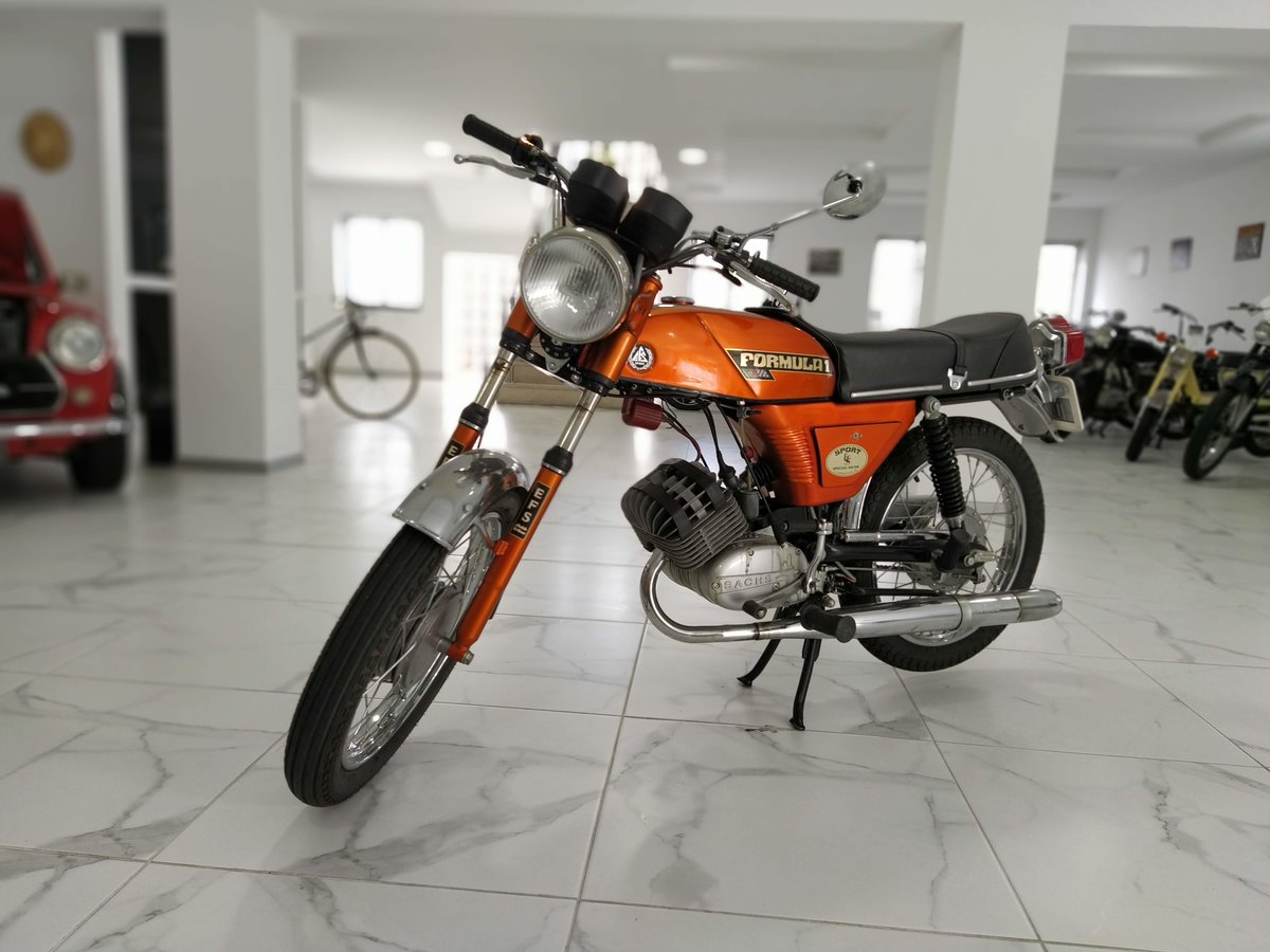 Sachs S.I.S. V5 Formula1 - 1989 For Sale (picture 1 of 6)