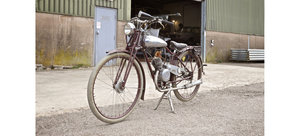 Picture of 1937 Sachs Autocycle – Swedish frame