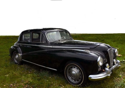 SALMSON G72 1951 SOLD by Auction (picture 1 of 5)