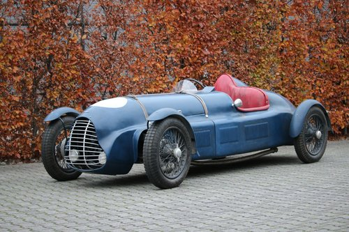 1948 Salmson Sport Special For Sale (picture 1 of 6)