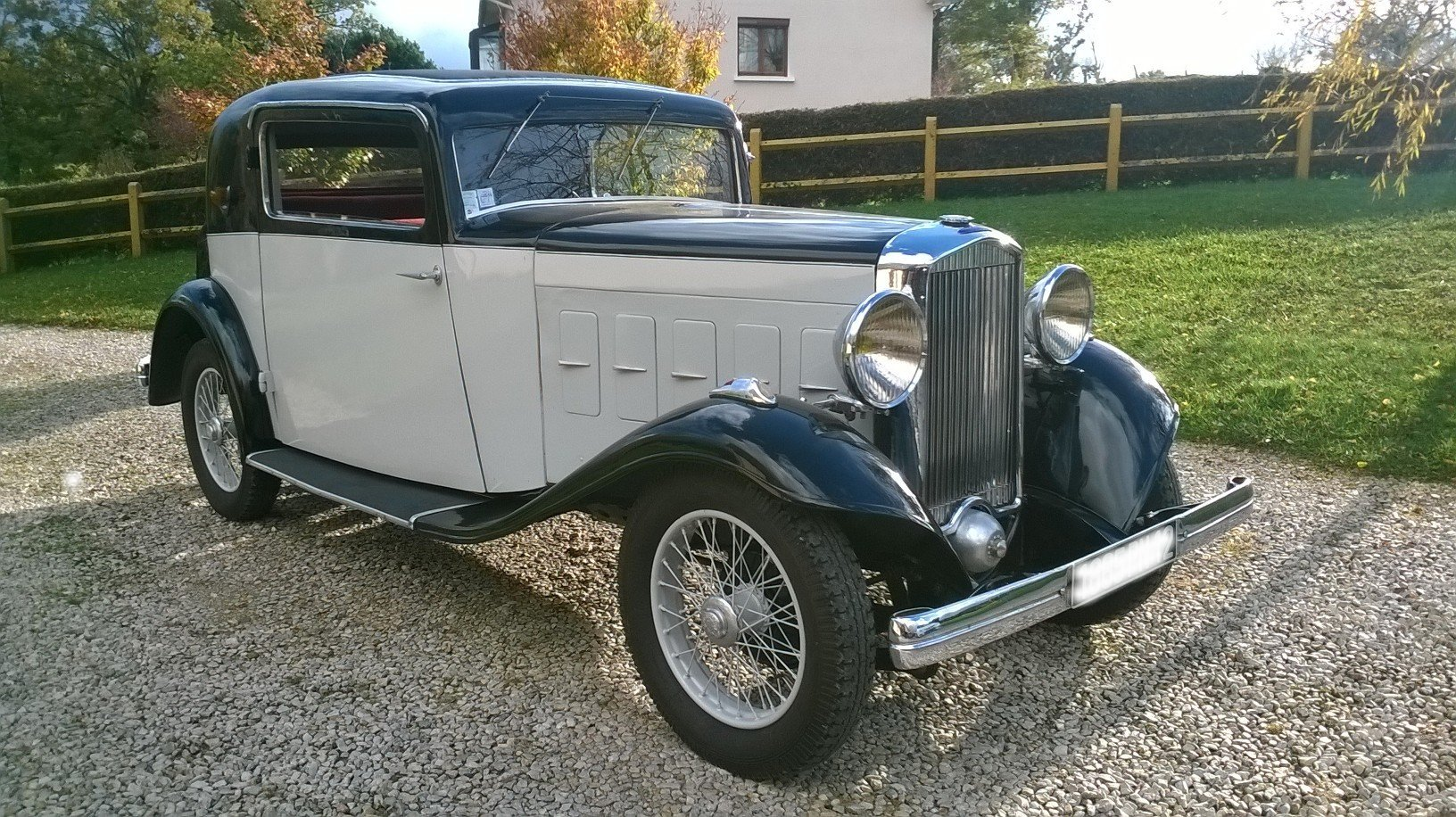 Salmson S4C faux-cabriolet 1933 For Sale (picture 1 of 5)