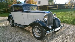 Salmson S4C faux-cabriolet 1933 For Sale