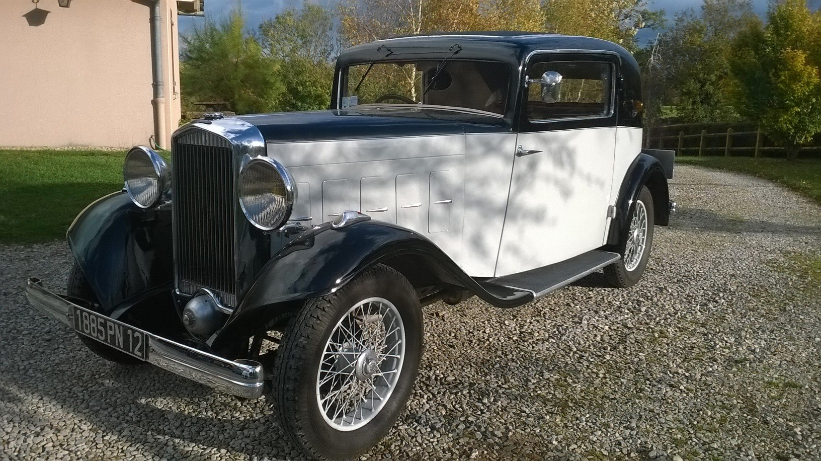 Salmson S4C faux-cabriolet 1933 For Sale (picture 2 of 5)