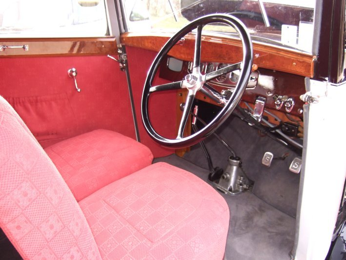 Salmson S4C faux-cabriolet 1933 For Sale (picture 5 of 5)