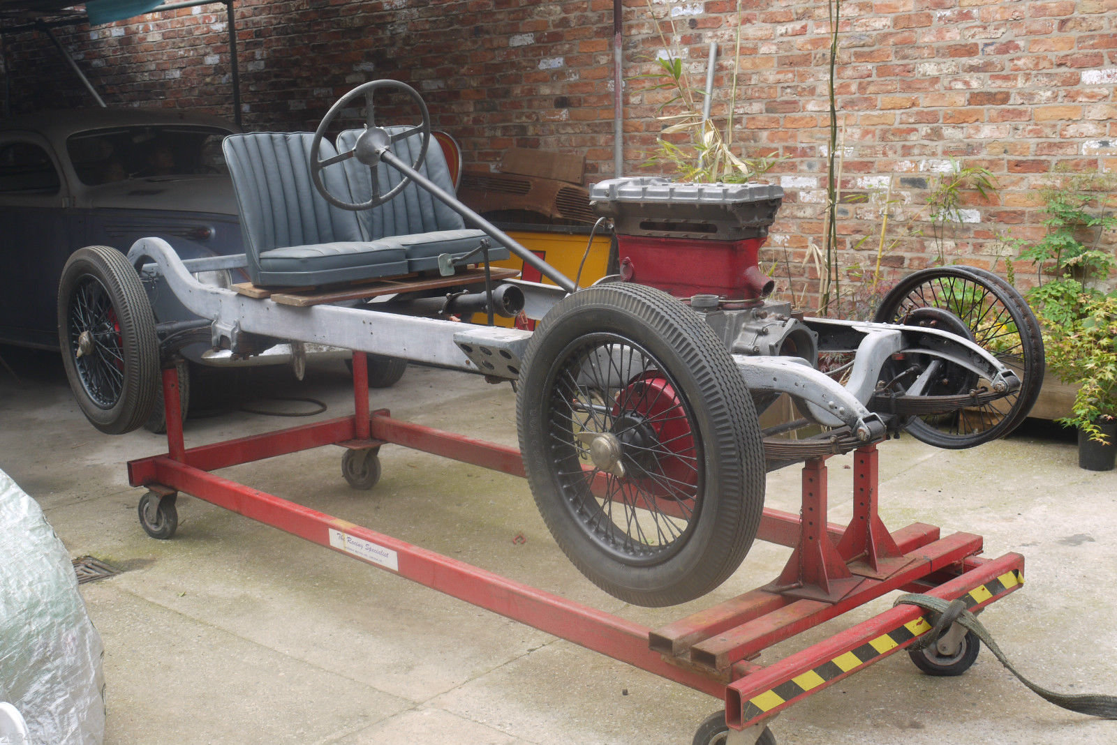 1934 British Salmson project For Sale (picture 1 of 6)