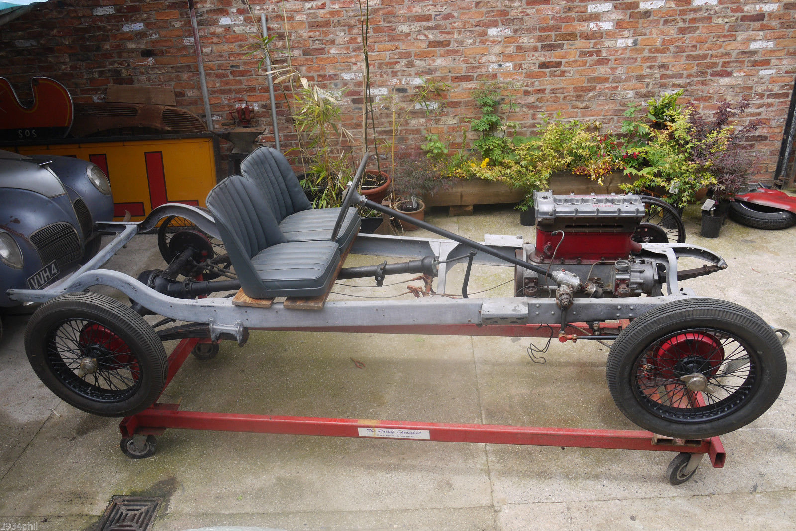 1934 British Salmson project For Sale (picture 5 of 6)
