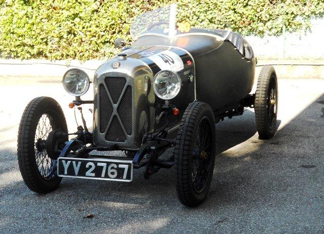 SALMSON AL 1100 GS  1927 For Sale (picture 1 of 6)