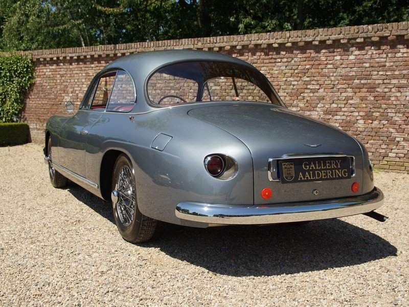 1955 Salmson 2300 Sport Mille Miglia eligble For Sale (picture 2 of 4)