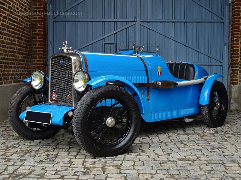 1932 SALMSON S4 For Sale by Auction (picture 1 of 6)