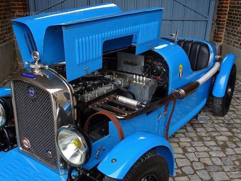 1932 SALMSON S4 For Sale by Auction (picture 4 of 6)