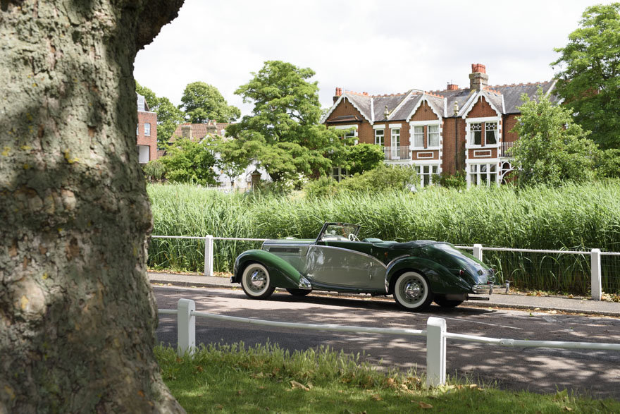 1950 Salmson S4 2.3 litre Cabriolet For Sale In London (RHD) For Sale (picture 3 of 24)