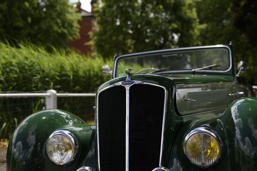1950 Salmson S4 2.3 litre Cabriolet For Sale In London (RHD) For Sale (picture 4 of 24)