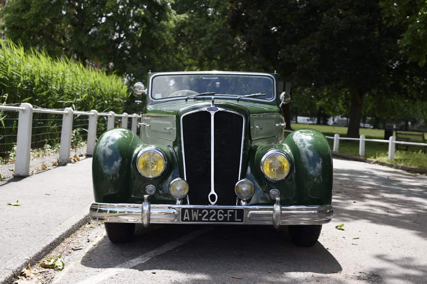 1950 Salmson S4 2.3 litre Cabriolet For Sale In London (RHD) For Sale (picture 7 of 24)