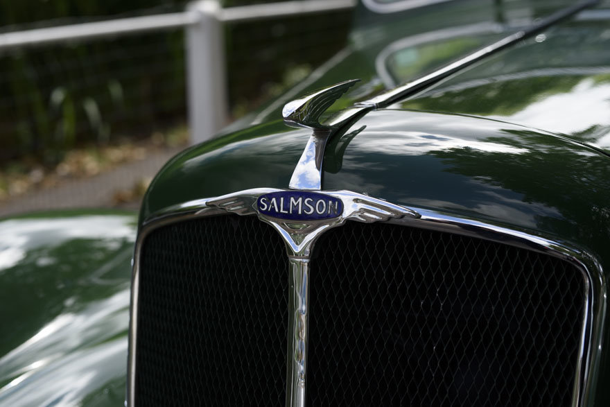 1950 Salmson S4 2.3 litre Cabriolet For Sale In London (RHD) For Sale (picture 9 of 24)