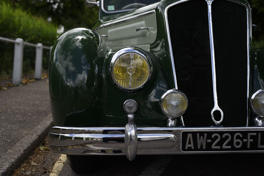 1950 Salmson S4 2.3 litre Cabriolet For Sale In London (RHD) For Sale (picture 10 of 24)