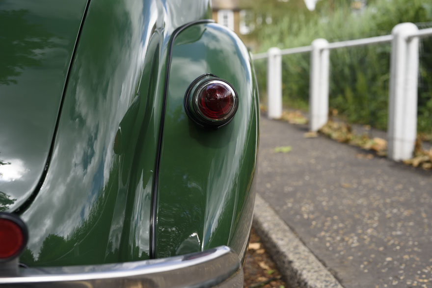 1950 Salmson S4 2.3 litre Cabriolet For Sale In London (RHD) For Sale (picture 14 of 24)